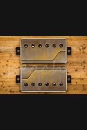 Fishman Fluence Will Adler 6-String Modern Humbucking Pickup Set