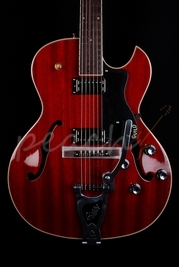 Guild Starfire III Cherry with Bigsby
