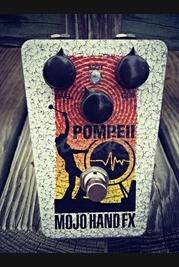 Mojo Hand Pompeii Fuzz Future Vintage series