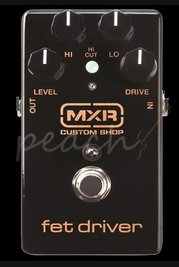 MXR Custom Shop Joe Bonamassa FET Driver