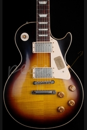 Gibson Custom 1958 Les Paul VOS Kindred Burst Fade 2013 Spec