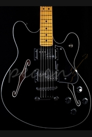 Fender Starcaster Black Maple Neck