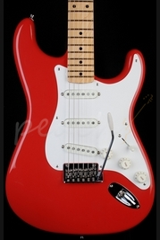 Fender Vintage Hot Rod 50's Strat Fiesta Red Maple Neck