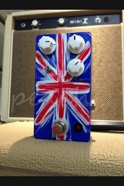 JHS Morning Glory Handpaint Union Jack