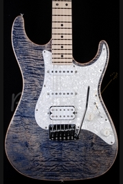 Suhr Pro Series S4 Faded Trans Blue Denim Slate