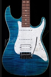Suhr Standard Pro Bahama Blue RW HSS
