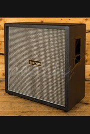 Friedman 4x12 Cabinet - Checkered Grille Cloth (Butterslax) Used