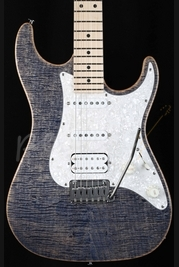 Suhr Pro Series S4 Faded Trans Blue Denim Slate P4784