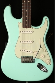 Fender Custom Shop Tone Machine 62 Relic Strat Surf Green