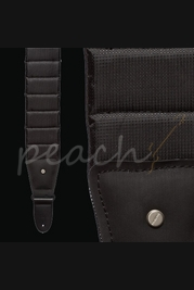 Mono Betty Guitar Strap Sharkskin Black Long