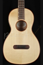 James Neligan LIS-PFI Electro Acoustic Parlor Guitar