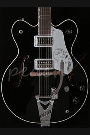 Gretsch G6137TCB Black Panther Center Block