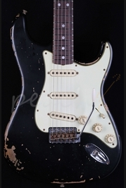 Fender Custom Shop Michael Landau Signature 1968 Relic Strat Black