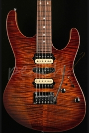 Suhr Peach GG Spec Modern Light Bengal Burst