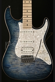 Suhr Standard Pro Faded Trans Whale Blue Configuration 2
