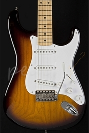 Fender 60th American 1954 Vintage Strat Maple 2 Tone Sunburst
