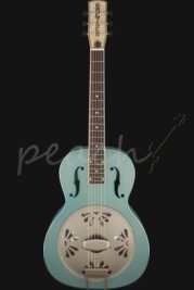 Gretsch G9202 Honey Dipper Special Round Neck Delta Blue