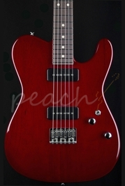 "Suhr Classic T ""Special"" Vintage Cherry with SSCII and P90's"