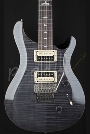 PRS SE Custom 24 Floyd Rose Grey Black