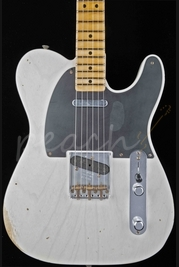Fender 51 Nocaster Relic Custom Order White Blonde 52 Neck