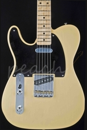Fender Custom Shop 52 Telecaster NOS Left Handed Nocaster Blonde