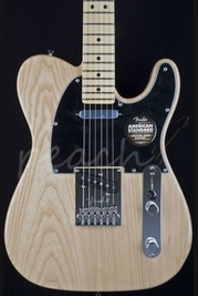 Fender American Standard Tele Natural Ash Maple Neck