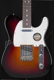 Fender American Standard Tele Sunburst Rosewood Neck