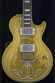 Gibson Custom Billy Gibbons Les Paul Goldtop VOS