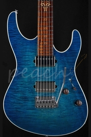 Suhr 2014 Collection One Piece Flame Carvetop