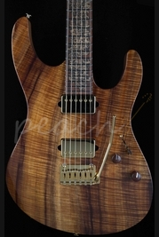Suhr 2014 Collection Curly Koa Modern