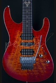 Suhr 2014 Collection Angel Quilt Modern Fireburst
