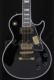 Gibson Les Paul Custom Ebony with Gold hardware