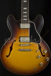 Gibson Custom 1963 ES-335TD Block 50th Anniversary Historic Burst 31876