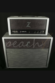 DR Z 'Z-Wreck' Head and Cab Silver set