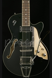 Duesenberg Starplayer TV Black with Hardcase