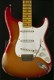 Fender Custom Shop '57 Strat Heavy Relic Sunset Metallic