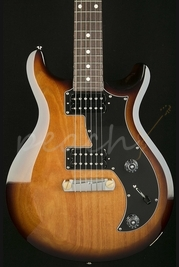 PRS S2 Mira McCarty Tobacco Sunburst with Dots