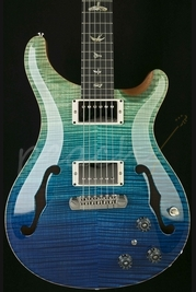 PRS Hollowbody II Artist Pack Blue Fade