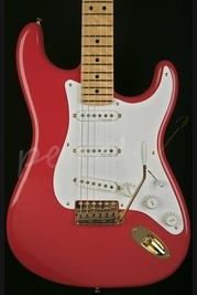 Fender Custom Shop 56 Strat NOS Fiesta Red