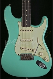 Fender Custom Shop 60 Strat Relic Seafoam Green Used