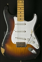 Fender Custom Shop 1954 60th Anniversary Heavy Relic Strat