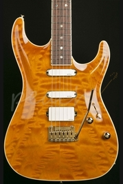 Suhr Carve Top Standard Knopfler Spec with 2 post Trem