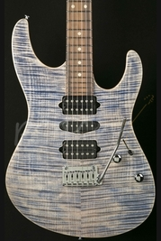 Suhr Modern Pro Configuration 3 Trans Blue Denim