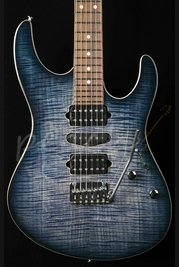 Suhr Modern Pro Configuration 3 Faded Trans Whale Blue