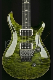 "PRS ""Floyd"" Custom 24 Jade 10 top"