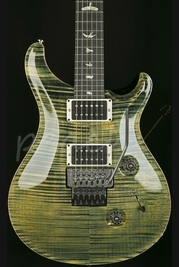 "PRS ""Floyd"" Custom 24 Leprechauns Tooth 10 top"