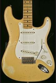 Fender Custom Shop '56 Strat Heavy Relic Nocaster Blonde