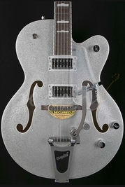 Gretsch Electromatic G5420T Hollowbody Silver Sparkle