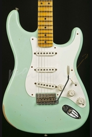 Fender Custom Shop '56 Strat Relic Surf Green