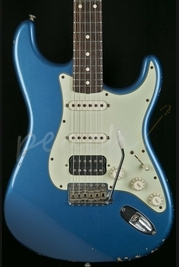 Fender Custom Shop 62 Strat Relic Lake Placid Blue Used